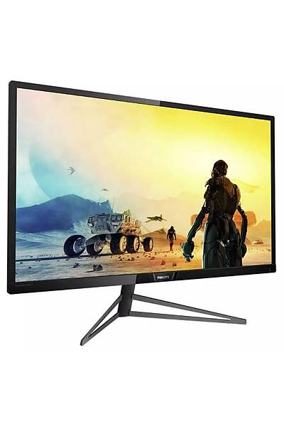 31.5 PHILIPS 326M6VJRMB VA UHD 60HZ 4MS HDMI DP