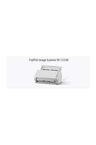 FUJITSU SP-1125N DOKÜMAN TARAYICI 25 SAYFA A4 ADF NETWORK