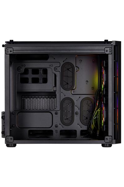 CORSAIR 280X CRYSTAL SERÝES RGB CC-9011135-WW KASA