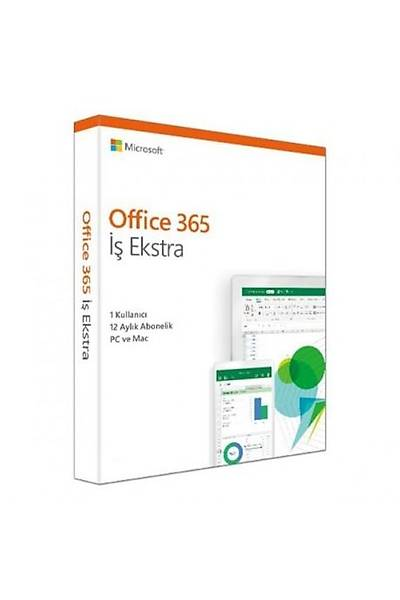 MS OFFICE 365 ÝÞ EKSTRA TR KUTU KLQ-00487 / KLQ-00437