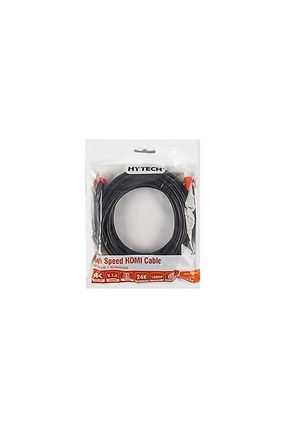 HYTECH HY-HDM5 HDMI TO HDMI 5METRE 24K DATA KABLO