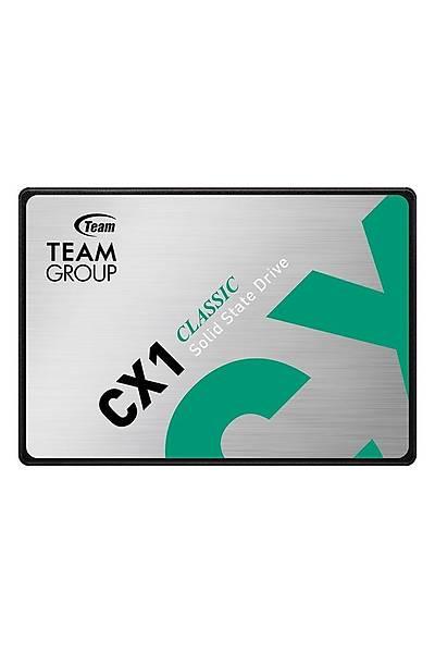 """240 GB TEAM CX1 SSD 2,5"""" 520-430 MB/s"""