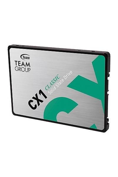 """480 GB TEAM CX1 SSD 2,5"""" 530-470 MB/s"""