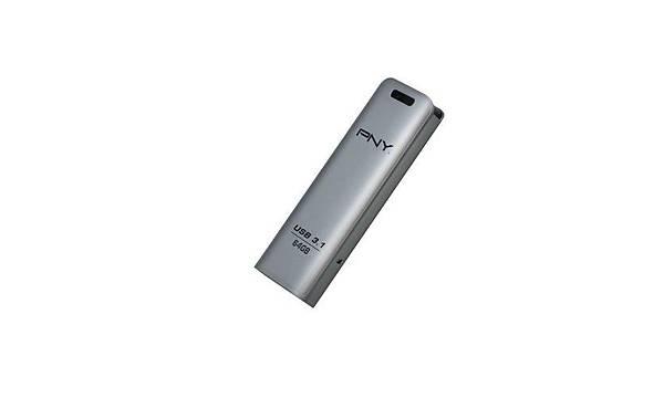64 GB USB 3.1 PNY ELITE STEEL USB FLASH BELLEK