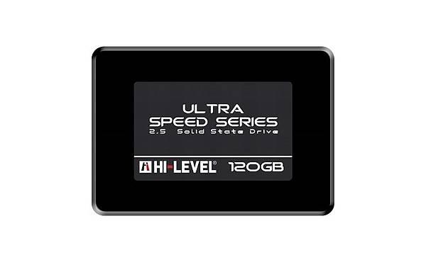 "120 GB HI-LEVEL SSD30ULT/120G 2,5"" 550-530 MB/s"