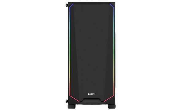 ZALMAN K1 TEMPERED RGB FAN ATX MIDT KASA  (POWERSIZ)