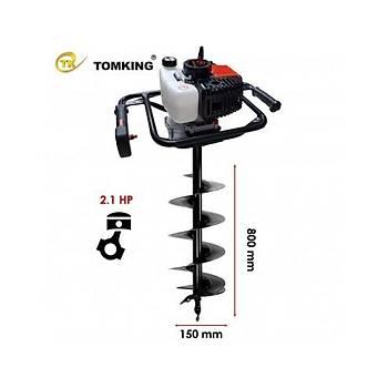 Tomking EA52C Toprak Burgu Makinasý 150 mm