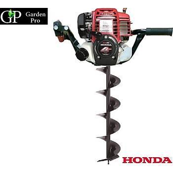Garden Pro Honda GX35 Motorlu Toprak Burgu Makinasý 150 mm