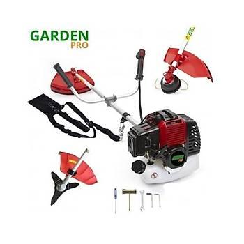 Garden Pro CG520 Benzin Motorlu Yan Týrpan
