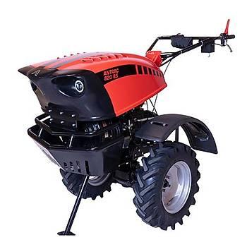 Antrac 820 BS 4 Ýleri - 1 Geri Dizel Antor Motorlu 17 HP Çapa Makinesi