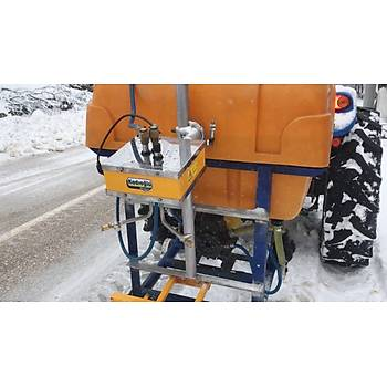 Kadýoðlu Elektrojet Icecare - Sývý Tuz ve Buz Çözücü Solüsyon Makinesi