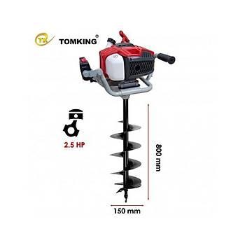 Tomking EA52P Toprak Burgu Makinasý 150 mm