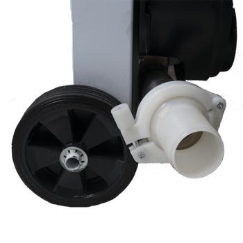 Grifo DVEP20 Motorlu Büyük Sap Alma ve Üzüm Patlatma Makinesi