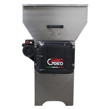 Grifo DVEP30I Motorlu Büyük Sap Alma ve Üzüm Patlatma Makinesi