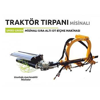 Kadýoðlu KM4 Traktör Týrpaný (Kumanda Kollu-2 Çýkýþ)