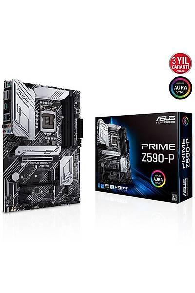 Asus Prime Z590-P 1200P Hdmi Dp Usb3.2