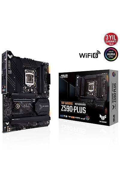Asus Tuf Gaming Z590-Plus 1200P Hdmi Dp