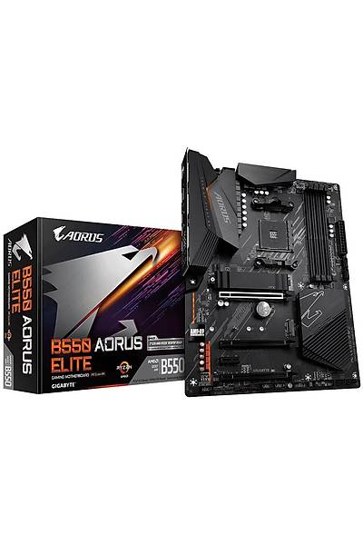 Gigabyte B550 Aorus Elite AM4 Ryzen DDR4 Hdmi Dp