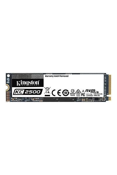 Kingston 500GB KC2500 NVM 3500/2500 SKC2500M8/500G