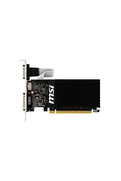 MSI GeForce GT 710 1GB 1GD3H GDDR3 64Bit LP