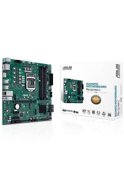 Asus Pro Q570M-C/Csm 1200P Hdmi Dp Usb3.2