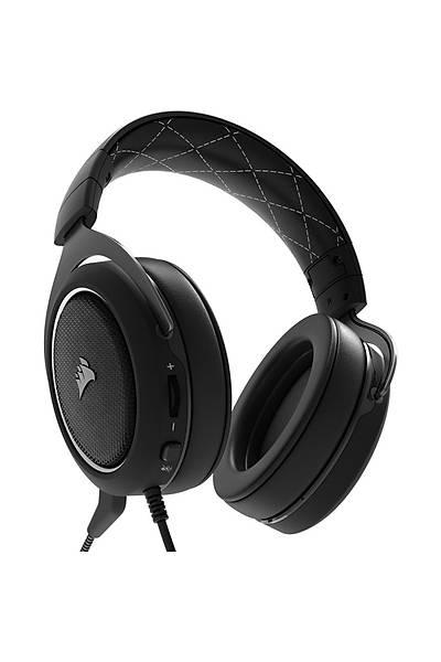 Corsair HS60 Beyaz Gaming Kulaklýk CA-9011174-EU