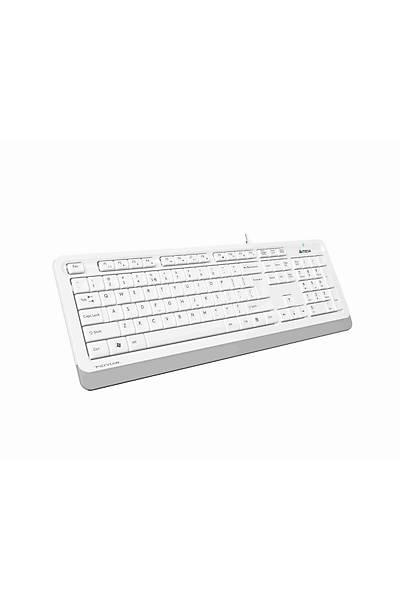 A4-Tech FK10 USB Q Beyaz Klavye - MM