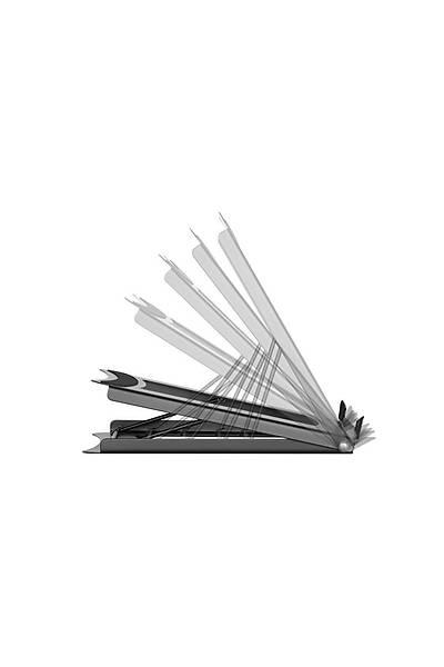 Digitus DA-90368 Ayarlanabilir Notebook Standý