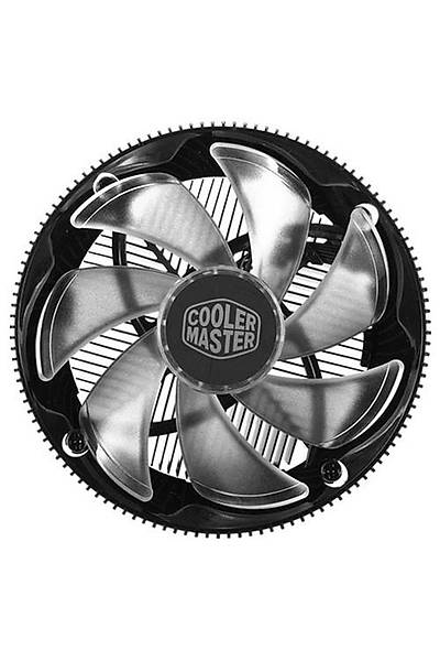 Cooler Master Ý71C RGB Led Fanlý CPU Soðutucu