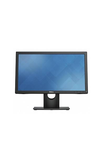 """Dell 18.5"""" E1916HV 5ms HD Vga Siyah Vesa Led"""