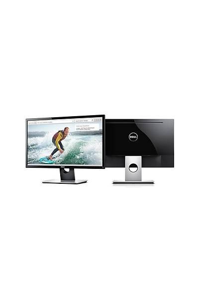 "Dell 23.8"" SE2416H 6ms FHD Hdmi Vga Led IPS"