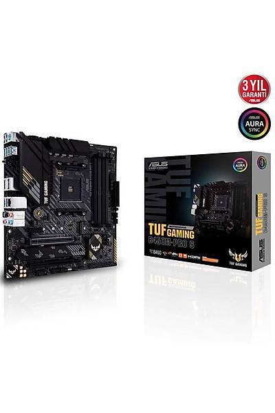 Asus Tuf Gaming B450M-Pro S AM4 Ryzen DDR4 Hdmi Dp