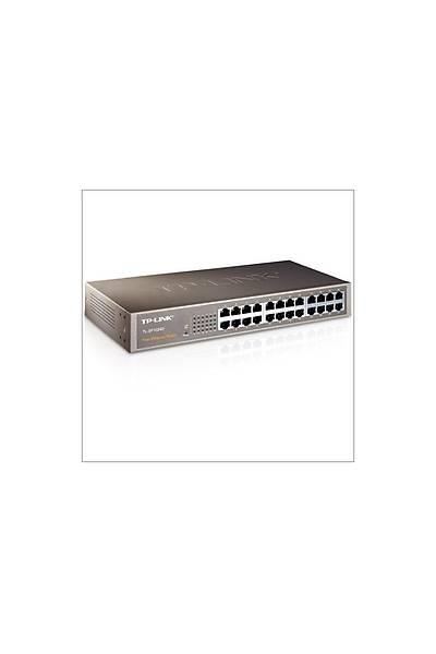 Tp-Link TL-SF1024D 24 Port 10/100 Switch*