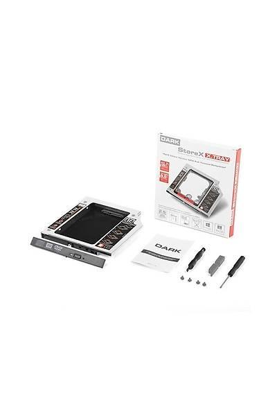 Dark DK-AC-DSOSD12 Notebook Disk Yuvasý Dön 12,5mm