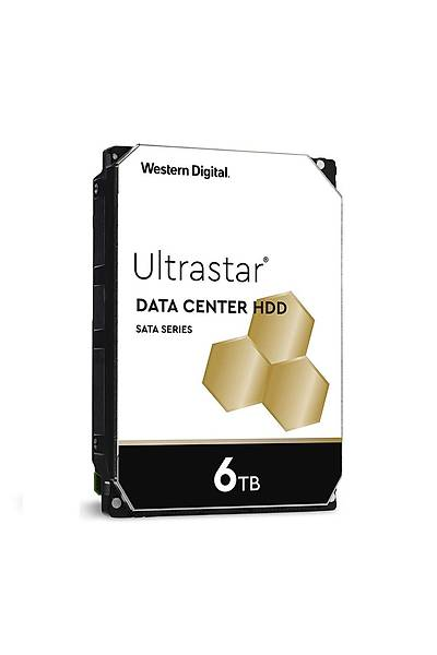 "WD 6TB Ultrastar 3.5"" 7200Rpm 256M Enterpr 0B36039"