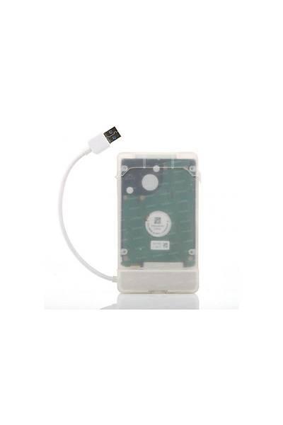 """Dark DK-AC-DSE24U3 USB 3.0 2.5"""" Plastik Disk Kutus"""
