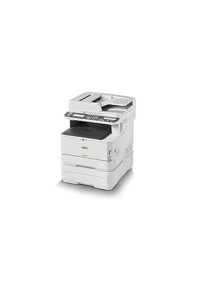 OKI MC363DN Renkli Laser Yaz,Tar,Fot,Fax