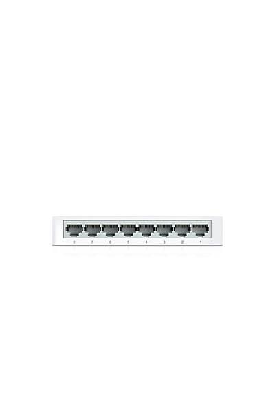 Tp-Link TL-SF1008D 8 Port 10/100 Switch*