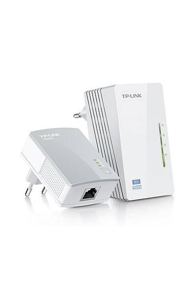 Tp-Link TL-WPA4220KIT 300Mbps Powerline Extender