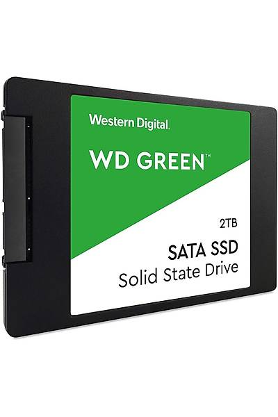 WD 2TB Green 545MB/S 3D Nand WDS200T2G0A