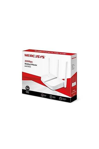 TP-Link Mercusys MW305R 300Mbps Kablosuz N Router