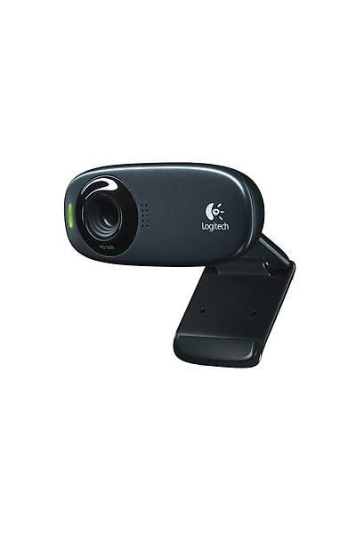 Logitech C310 Webcam HD Siyah 960-001065