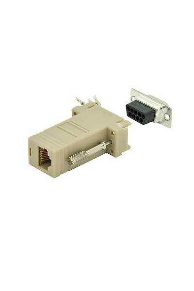 Digitus AK-610516-000-I DB9 to RJ45 Modüler Adaptr