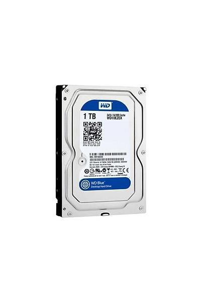 """WD 1TB Blue 3.5"""" 7200Rpm 64MB WD10EZEX"""