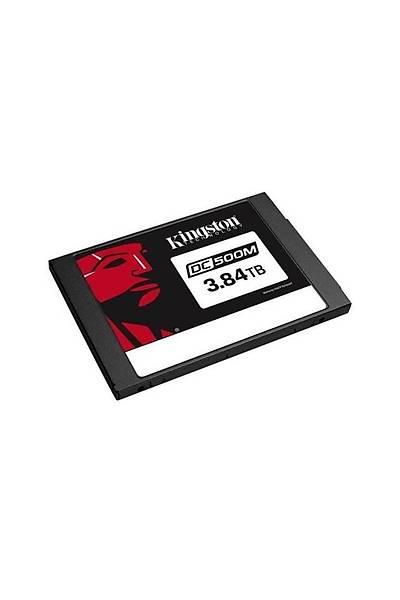 "Kingston 3.84TB DC500M 2.5"" 555/520 SEDC500M/3840G"