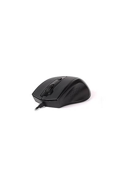 A4-Tech N-810FX Siyah USB V-Track Mouse