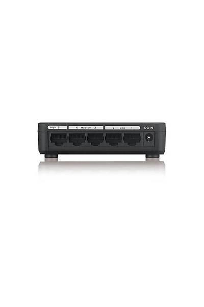Zyxel GS-105S v2 5Port 10/100/1000 Mbps Switch