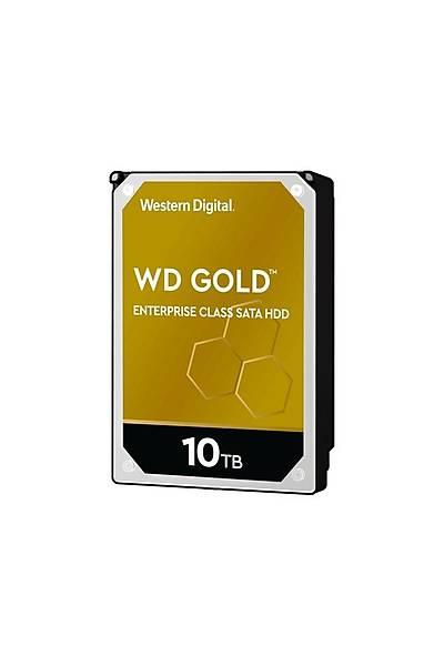 WD 10TB Gold 3.5'' 7200Rpm 256MB Sata3 WD102KRYZ