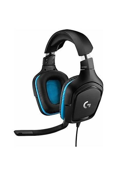 Logitech G432 Kablolu Gaming Kulaklýk 981-000770
