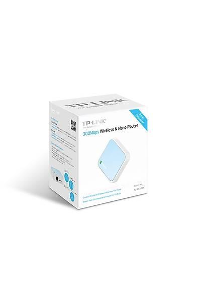 Tp-Link TL-WR802N 300Mbps Kablosuz N Nano Router